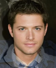 Dean and Cas Morph photo crop both faces, Hot DAMN, that's a Sexy Beast Misha Collins  as  Cas from Supernatural  TV Show 2013   ~~ Jensen Ackles and Jared Padalecki