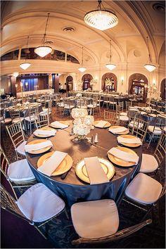 Crystal Ballroom at the Rice ~ Houston Wedding Venue
