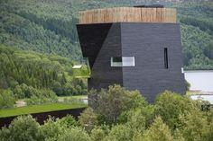 Update: Knut Hamsun Center / Steven Holl Architects + LY Arkitekter