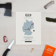 Zombie Safe Zone - Berlin Map   Design Different