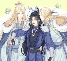 Anime Guy Long Hair, Anime Guys, Manga Anime, Little Husky, Avatar Zuko, Cute Anime Coupes, Boys Long Hairstyles, Cute Chibi, Fun Comics