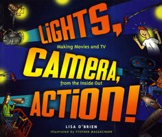 nice Lights, Camera, Action!: Making Movies and TV from the Inside Out Check more at http://appmyxer.com/amazon-products/movies-tv/lights-camera-action-making-movies-and-tv-from-the-inside-out/