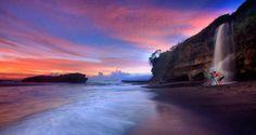 Temukan 11 air terjun tersembunyi paling indah di Bali