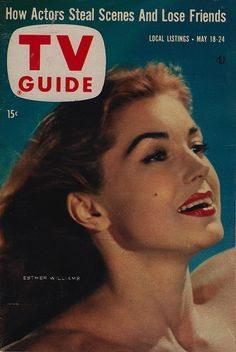 TV Guide May 18-24, 1957