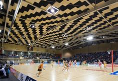 Te Raparahau Arena, Porirua, television braodcast lighting design, National Lighting Design Award for design and energy effeciency National Lighting, Lecture Theatre, Sports Medicine, Community Events, Design Awards, Lighting Design, Competition, Light Design