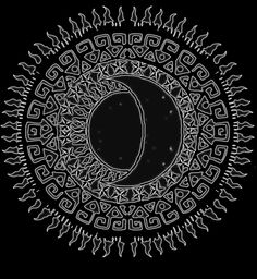 aztec symbol v 2