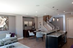 #Huntington 3 bedroom new townhome - Dining Room