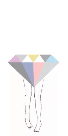 diamond graphic design - Google Search