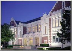 The University of Oklahoma Visitor Center