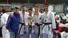La 580 DEPORTIVA: Karate - Cordobeses Campeones Panamericanos en Río Tercero
