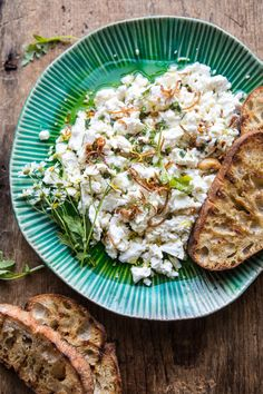 Lemon Feta Dip with
