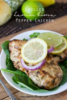 This homemade marinade makes your chicken tender and juicy. It's heart-healthy and sugar-free! A paleo and Whole30 dinner idea.
