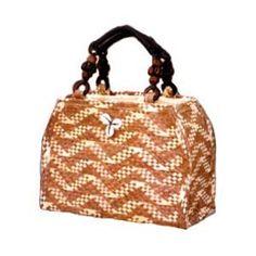 Angel Straw Bag