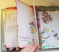 1000 images about manualidades on pinterest cinderella - Como decorar un album de fotos ...