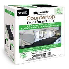 Rust-Oleum 104 Fluid Oz. Mica Black Gloss Epoxy Interior Paint