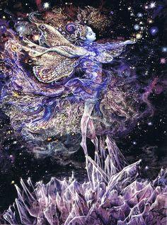 carpenocturne:    Art: Josephine Wall