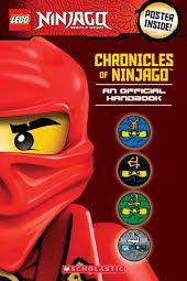 LEGO Ninjago: Chronicles of Ninjago
