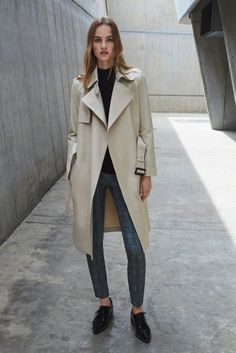 Shop Mango's Incredibly Chic Fall 2015 Office Lookbook via @WhoWhatWear