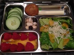 Kids planetbox lunch bento box