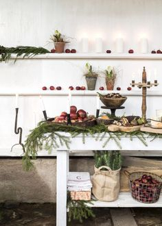 And what about a Scandinavian Christmas Dinner?