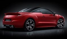 The 270hp Peugeot RCZ-R Revealed