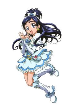 Cure White /happy FWPCMH FUTARI WA PRETTY CURE MAX HEAR