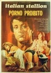 The Italian Stallion (XXX German Language Hardcore Version) (1970) $19.99; aka's: The Party At Kitty And Stud's/Die Sexabenteuer Des Sylvester Stallone/Ein Mann Steckt Einen Weg/ Kitty & Studs - Der Italienische Deckhengst; Concerns the sex life of a young New York woman, Kitty (Henrietta Holm), and her boyfriend Stud (Sylvester Stallone). This is the rare uncut-hardcore-XXX version of this film, which was only released in Germany and is in German language.