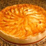 Tarta de manzana. ¡Receta muy fácil!