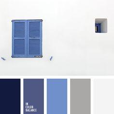 Цветовая палитра №2766