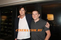 "Cinema Online is in Sydney right now and have just had a chat with lead actor Benjamin Walker and book author/screenwriter Seth Grahame-Smith on their upcoming movie ""Abraham Lincoln: Vampire Hunter"" (21 June). The duo sure had some juicy details to splurge. Look out for the story soon!"