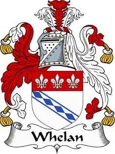 The Wallace Clan Coat of Arms (Family Crest) and History. Create A Family Tree, Irish Coat Of Arms, Jock, Family Shield, Armadura Medieval, Scottish Clans, Family Crest, Crests, My Heritage
