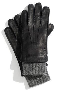 UGG® Australia 2-in-1 Deerskin Gloves