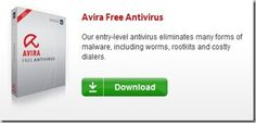 Avira Free antivirus download prices free version