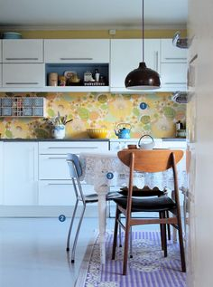 How-To have a vintage kitchen