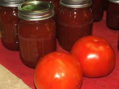Canning Granny: Canning Ketchup