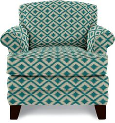 Claire Stationary Occasional Chair by La-Z-Boy