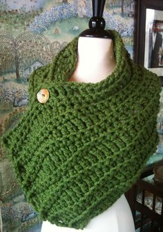 Wavy Stole Crochet PatternBy Popular Demand Quick by Stolenhook