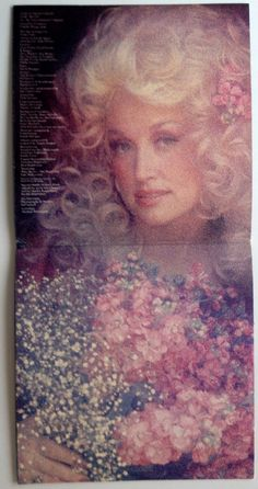 Dolly Parton Here You Come Again LP Vinyl Record by ThisVinylLife