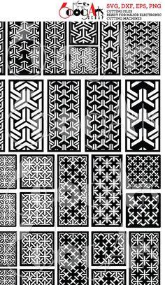 Geometric Patterns, Geometric Tattoo Pattern, Geometric Mandala Tattoo, Mandala Tattoo Sleeve, Geometric Art, Tattoo Patterns, Geometric Designs, Leg Tattoos, Arm Band Tattoo