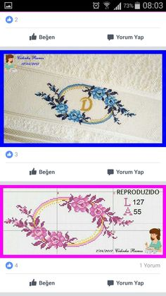 Cross Stitch Heart, Cross Stitch Borders, Cross Stitch Flowers, Cross Stitch Designs, Cross Stitch Patterns, Hobbies And Crafts, Diy And Crafts, Vintage Cross Stitches, Needlepoint Patterns