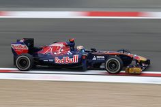 P15: Sébastien Buemi (SUI) - Toro Rosso-Ferrari STR6 - 15 Points #motorsport #racing #f1 #formel1 #formula1 #formulaone #motor #sport #passion
