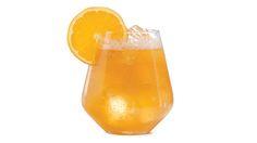 Cocktail panaché orangé