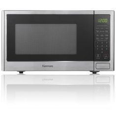 Give Your Family the Convenience of Countertop Cooking with the Kenmore 73773 cu. Microwave Oven The cu. Stainless Steel Countertops, Stainless Steel Oven, Best Countertop Microwave, Countertop Microwaves, Small Appliances, Kitchen Appliances, Convection Cooking, Kitchenware
