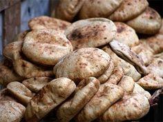 Egyptian Pita / Aish Baladi | breakurfast
