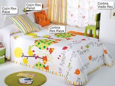 Colcha Capa Infantil Rex Bedroom Design For Teen Girls, Bed Covers, Bed Spreads, Kids And Parenting, Girl Room, Baby Quilts, Bed Sheets, Bedding Sets, Toddler Bed