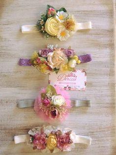 Image gallery – Page 545217098636437217 – Artofit Kids Headbands, Flower Girl Headbands, Diy Headband, Newborn Headbands, Diy Ribbon, Ribbon Crafts, Flower Crafts, Felt Flowers, Fabric Flowers