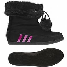 PomPom Boots by adidas