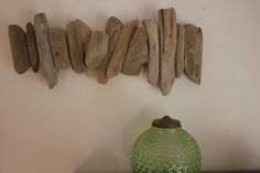 Driftwood Wall Art Maine driftwood sculpture by fortunesfind, $29.00