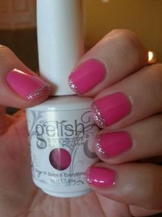 Gelish♡ (my nails #AmyGoff)