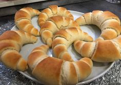 Hungarian Desserts, Hungarian Recipes, Bread Dough Recipe, Best Food Ever, Bread Recipes, Cravings, Bakery, Food And Drink, Favorite Recipes